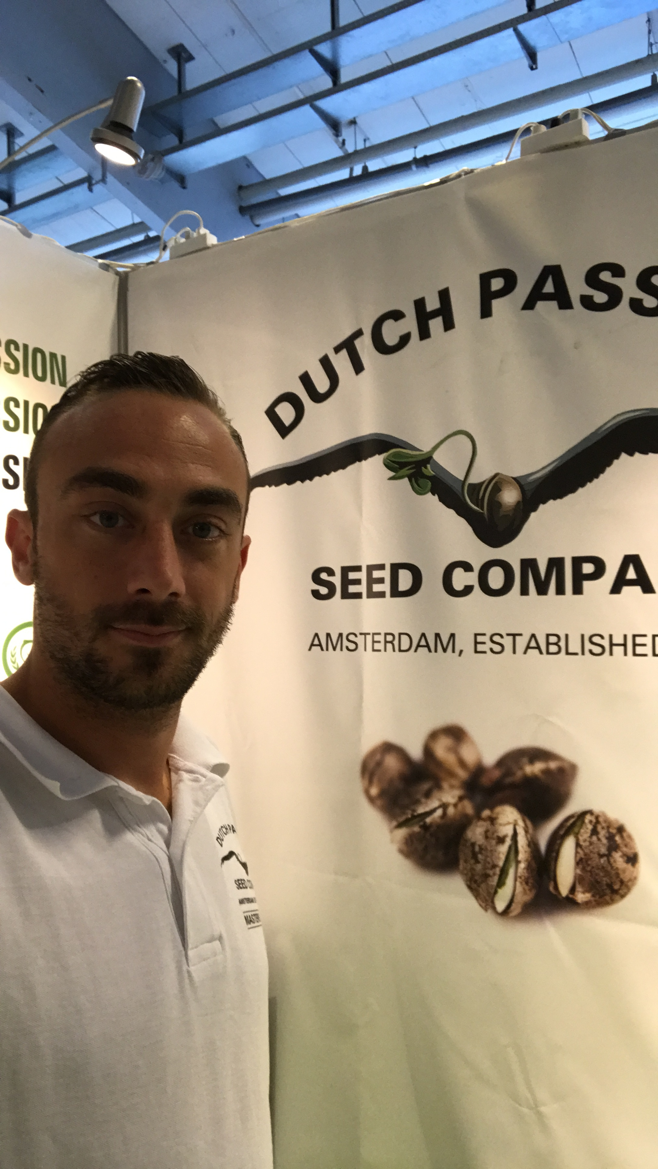 Our B2B Manager at North Grow Denmark