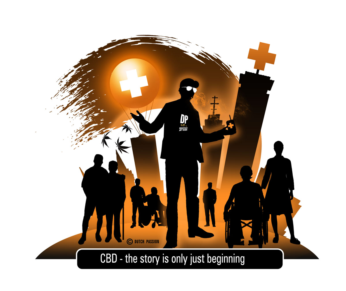 CBD, the story is just beginning