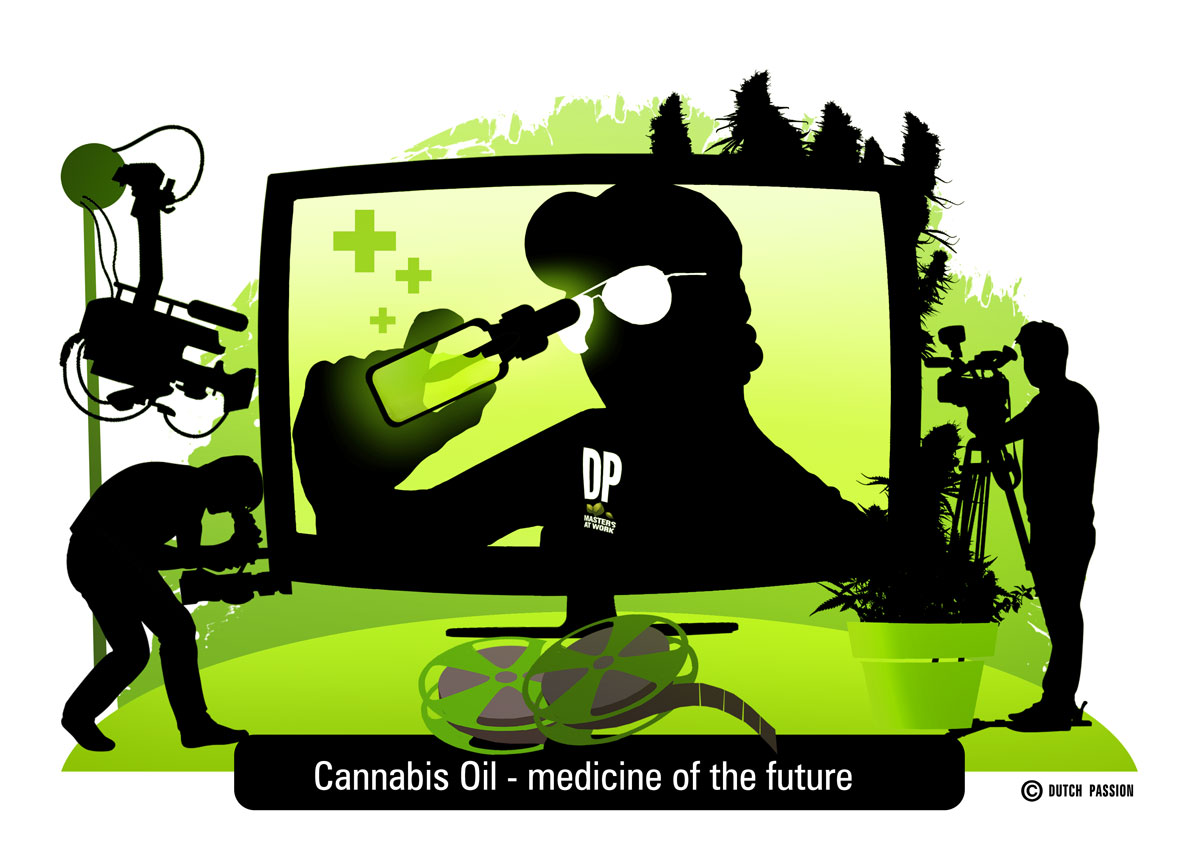 cannabis oil  - medicine of the future?