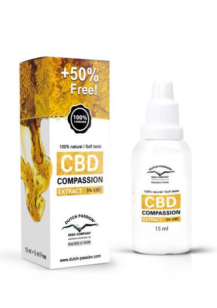 Dutch Passion CBD Oil