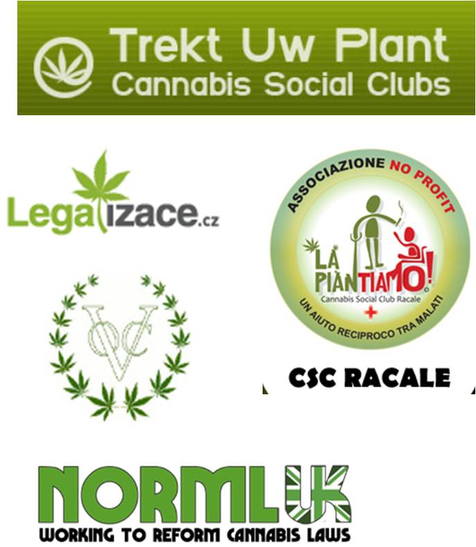 logo's of the people we support