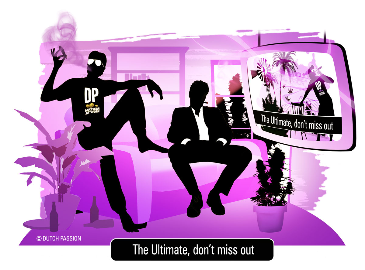 don't miss out on THE ULTIMATE