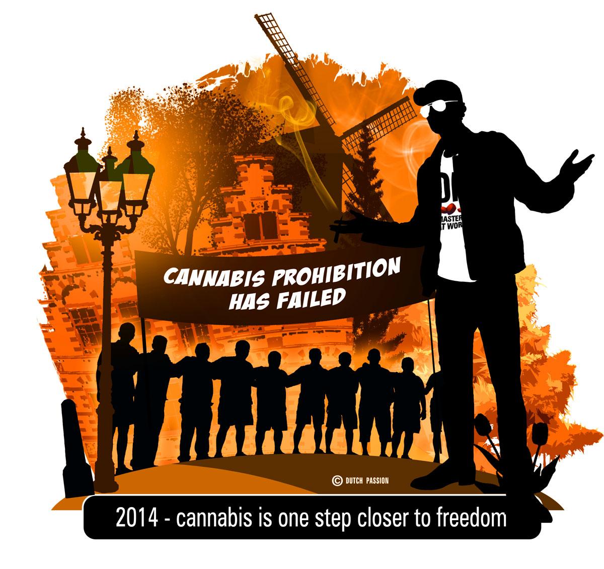 prohibition has failed