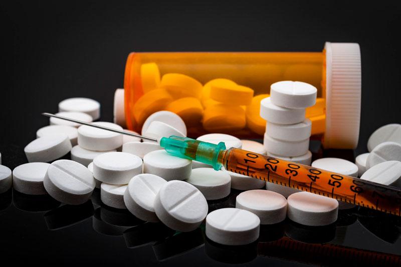 Opioid-Todesfälle auf einem historischen Höchststand.