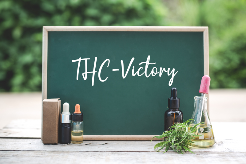 Dutch Passion THC-Victory
