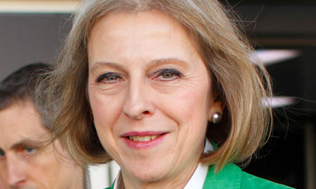 theresa may, UK government minister