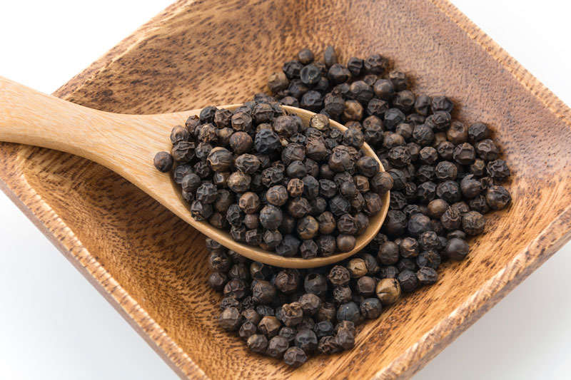 β-Caryophyllene black pepper  wiet