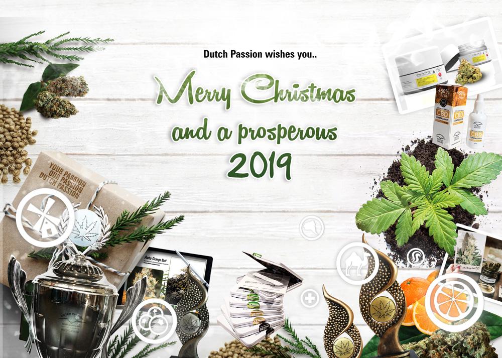 Dutch Passion Christmas card