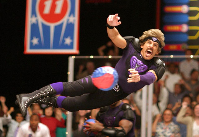 Dodgebal, not your typical stoner movie