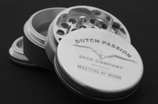 the Dutch Passion grinder.  what a great product