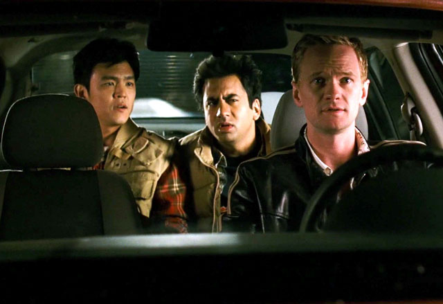 get your snacks ready and munch on Harold and Kumar get the munchies