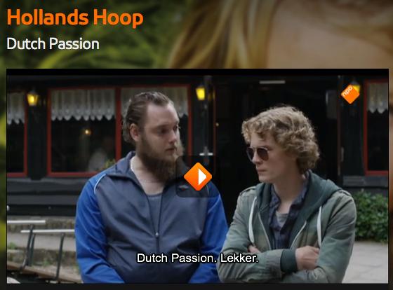 hollands hope tv show