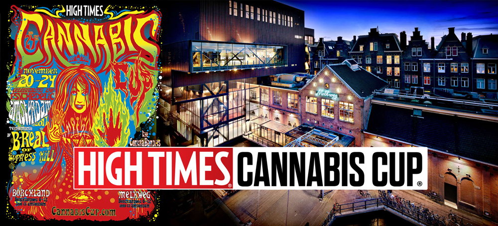 High Times Cannabis Cup