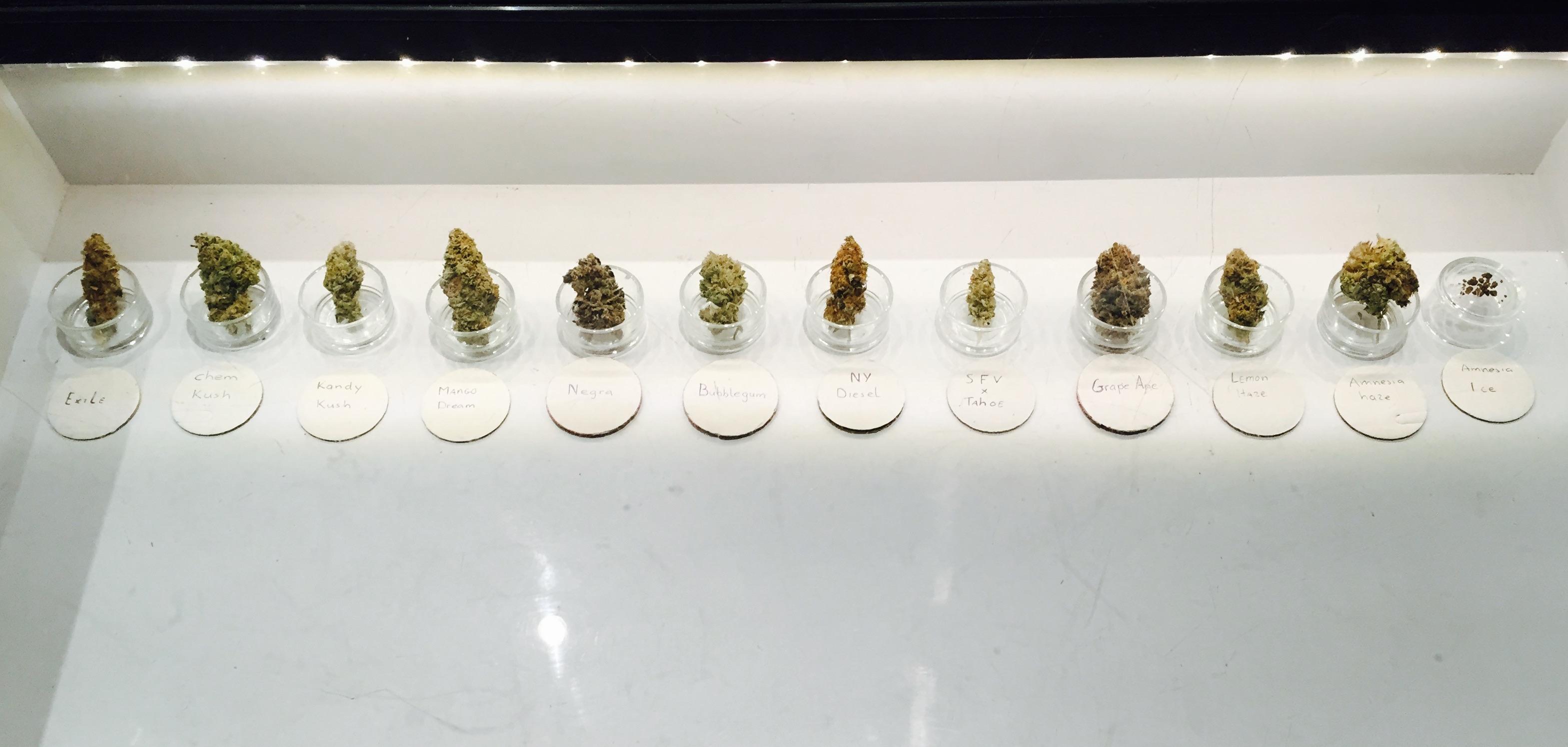 selection of varieties