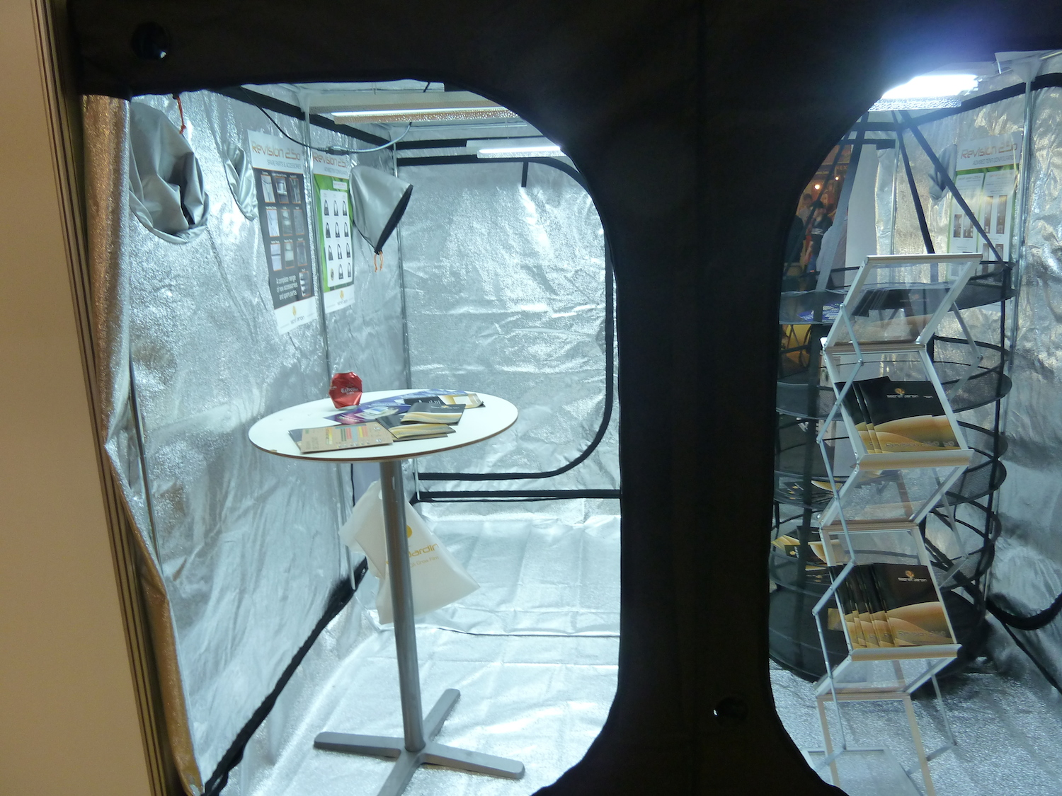 more grow tents