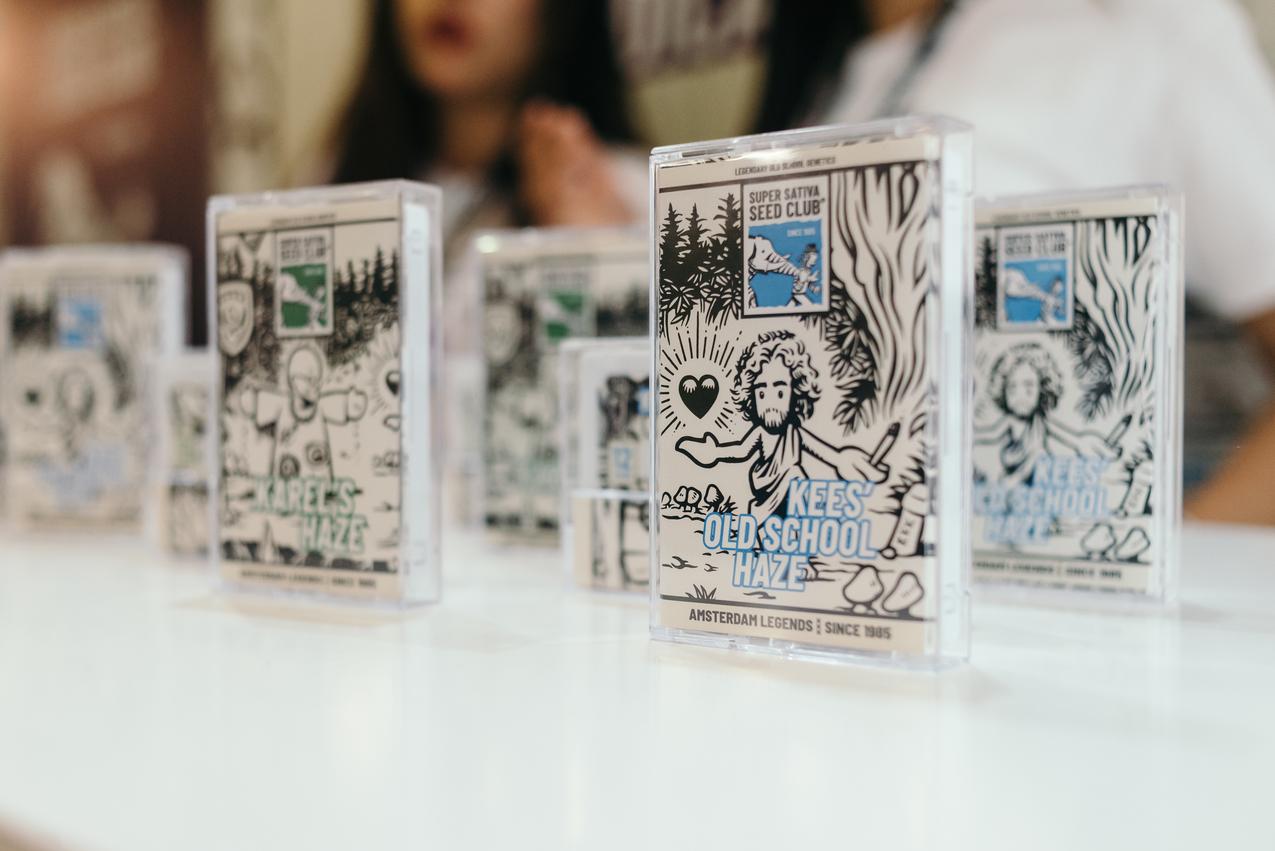SSSC cassettes