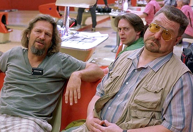 The Big Lebowski, a real cult stoner comedy