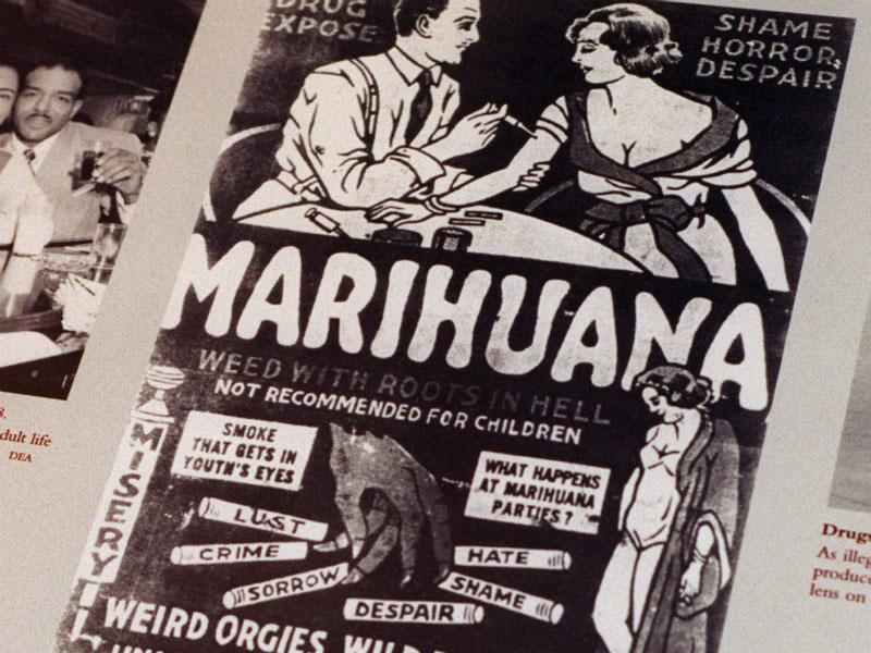 cannabis propoganda