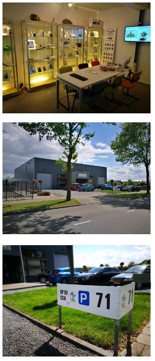 Dutch Passion Cannabis seedsa maastricht molensingel showroom location