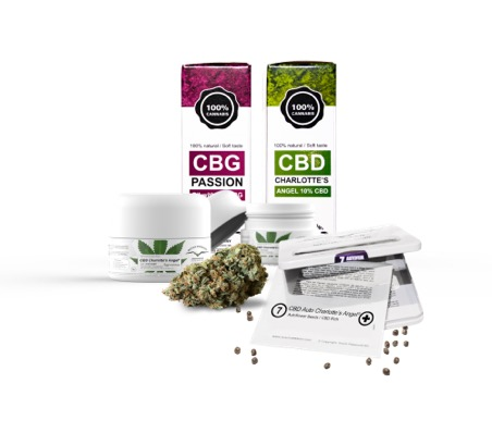minor cannabinoids. New types of high from cannabis?