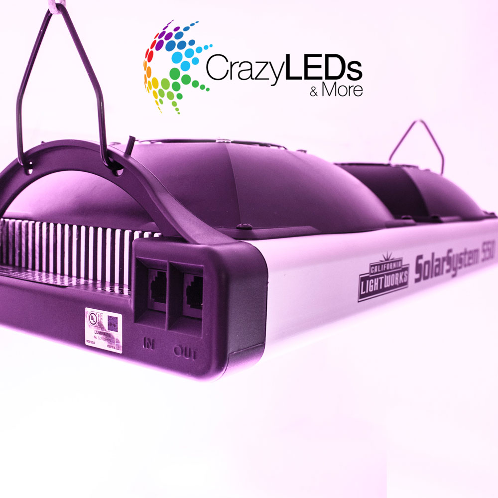 LED Grow Light  Buy safely from Dutch Passion -> Lampe Led Yeux